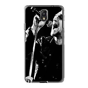 Samsung Galaxy Note3 Kfk18367FmZA Allow Personal Design Nice U2 Image Shock-Absorbing Hard Phone Cover -DannyLCHEUNG