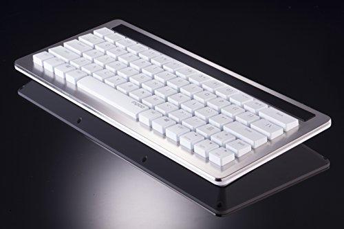 Arion Rapoo White KX 5.8GHz Wireless Smart Backlight LED Built-in Lithium Battery Mechanical MX Keyboard - White