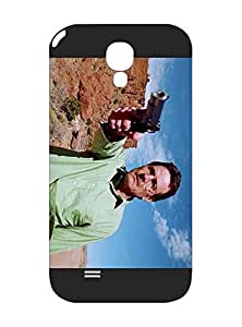 Galaxy S4 I9500 Funda Case Breaking Bad, Movie, Cool Pattern Brand New Durable Scratch-Proof Rugged Anti Slip Compatible With Samsung Galaxy S4 I9500