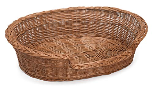 - Prestige Wicker Pet Bed Basket, 21