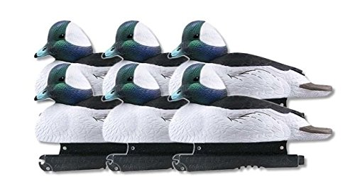 Hunting Gear Over-Size Buffleheads (1/2 Dozen) by Avery