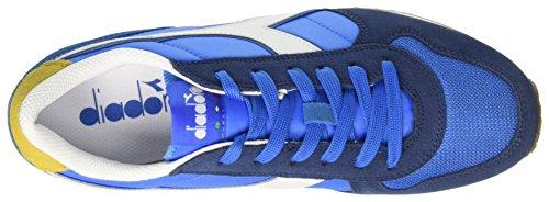 Blå Hals Diadora Rød K Mørk Blå Ii Møtte Giallo løp Sneaker Blu Lav Ferrari Mikro blu Estat Menns Uxr8UqYwF