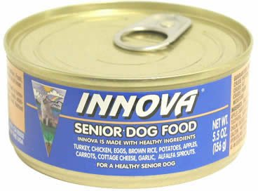 Innova Senior Adult Canned Dog Food (5.5 oz. (24 in case))
