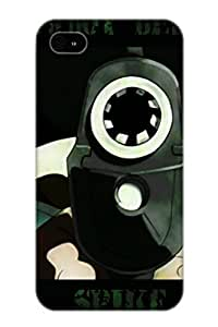 Graceyou High Grade Flexible Tpu Case For Iphone 6 4.7 - Anime Cowboy Bebop Spike Spiegel( Best Gift Choice For Thanksgiving Day)