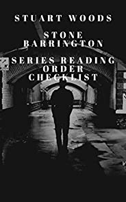 Stuart Woods Stone Barrington Series Reading Order Checklist