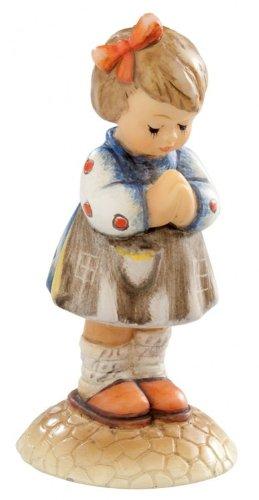 M.I. Hummel Miniature Figurine - Evening Prayer