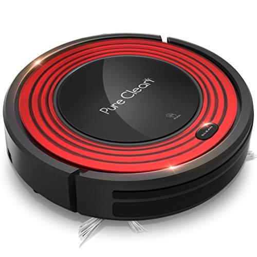 Portable PUCRC95 Smart Robot Vacuum Cleaner Robotic Floor Sweep Mop Broom