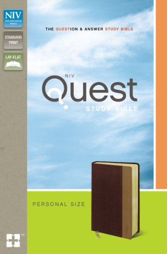 the quest bible study - 4