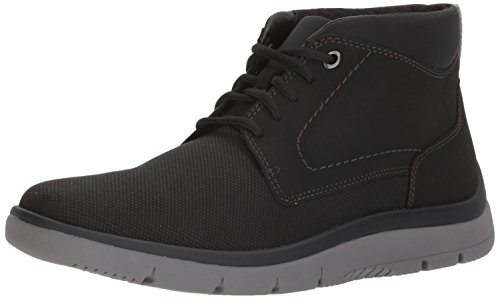 CLARKS Men's Tunsil Mid Chukka Boot