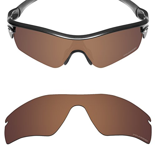 Mryok+ Polarized Replacement Lenses for Oakley Radar Path - Bronze - Bronze Lens Oakley