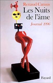 Les nuits de l'âme : journal 1996