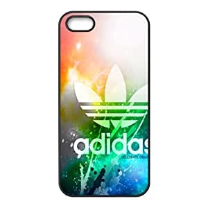 The logo of Adidas for Apple iPhone 5/5S Black Case Hardcore-3