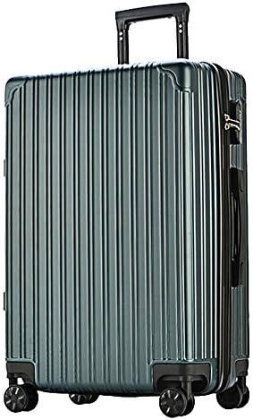 SHAN Trolley Koffer Koffer Trolley Handgepäck Hartschalen-Reisetasche Leichtgewicht 4 Universal-Laufrad