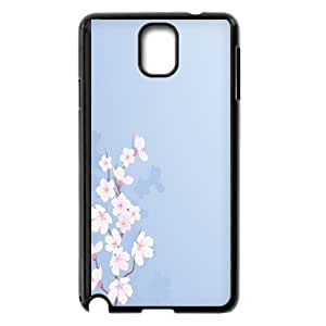 Generic FLOWER James TPU Cell Phone Cover Case for Samsung Galaxy Note 3 N7200 AS1W8248762
