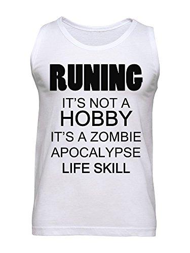 Running Is Not A Hobby Men's Tank Top
