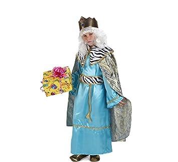 Disfraz de Rey Melchor para niño: Amazon.es: Juguetes y juegos