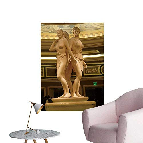 Wall Stickers for Living Room Fountain of The Caesar Palace Resort Casino in Las Vegas. Vinyl Wall Stickers Print,24