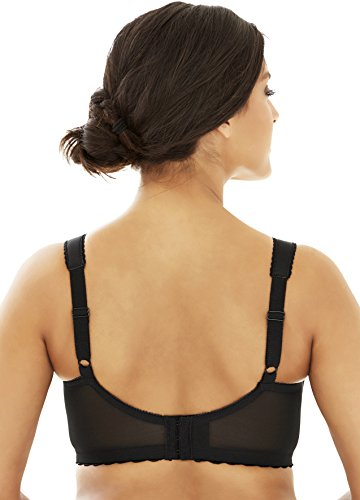 1d1ed3475 Glamorise Women s Plus Size Magic Lift Full-Figure Support Bra  1000