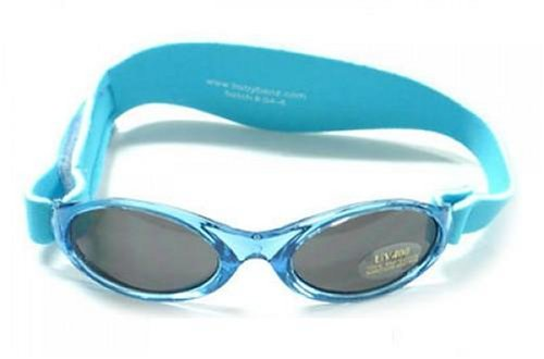 Baby Banz Sunglasses 0-2 years Aqua BB008