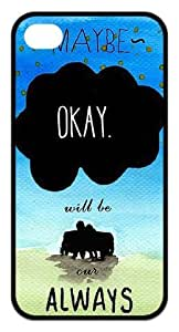 The Fault in our Stars Hard Case for Apple Iphone 4/4s Caseiphone4/4s-1403 by runtopwell