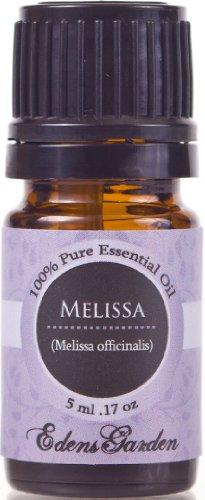 Melissa 100% Pure Huile thérapeutique-5 année Essential ml