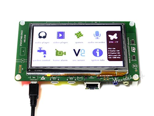 Waveshare stm f discovery kit g disco with