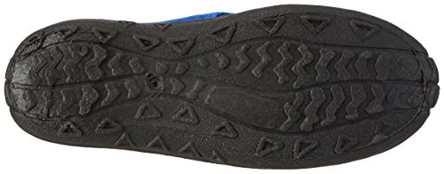 Aqua sintético Blau Beck Aqua material Zapatos de unisex 34 de Blau Azul A6wwdqpT