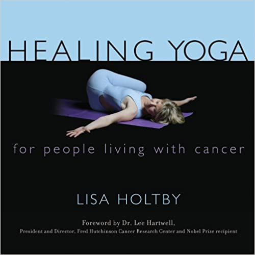 Book Healing Yoga for People Living with Cancer