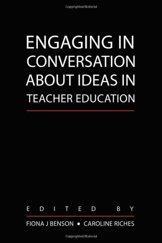Engaging in Conversation about Ideas in Teacher Education (Counterpoints)