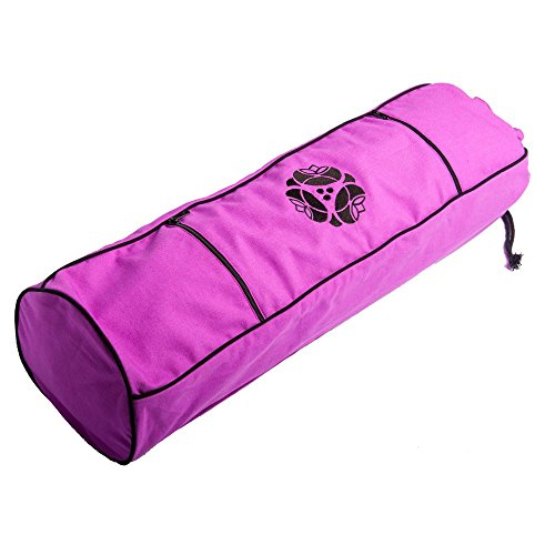 Hugger Mugger My Yoga Bag, Fuchsia