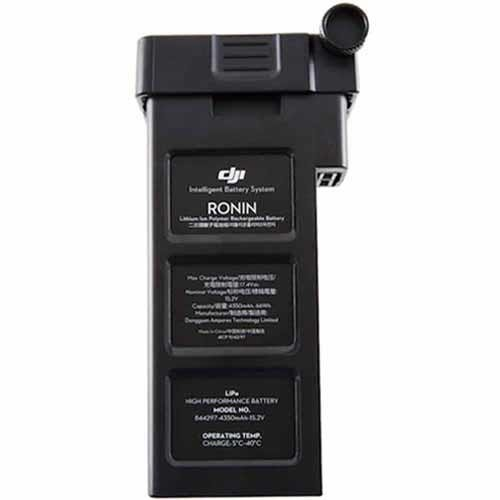 DJI Spare Lithium Polymer Battery for Ronin Gimbal, 4350mAh, Part 51