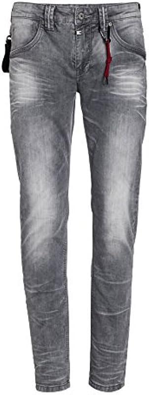 Timezone Męskie dżinsy Eduardo Jogg Slim: Odzież