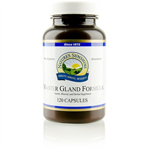 Master Gland Capsules (120)(Improved)