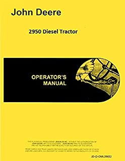 john deere shop manual 2840 2940 2950 jd 56 penton staff rh amazon com John Deere 2950 Service Manual John Deere 6000
