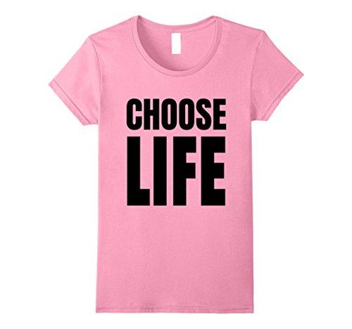 Wham! Choose Life Hamnett Block Print Shirt - 5 Colors
