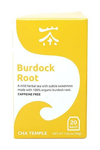 (Organic Burdock Root Tea - 20 Tea Bags )