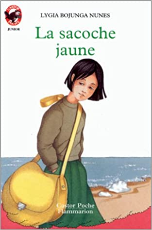 Couverture de Sacoche jaune (la) - - science-fiction/fantastique, junior des 10/11 ans