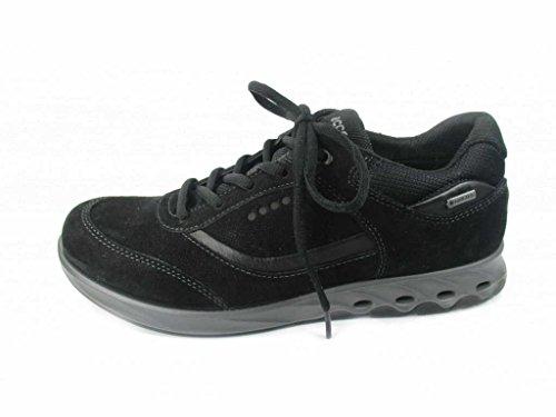 ECCO Wayfly, Scarpe Sportive Outdoor Donna, Nero (Black/Black), 40 EU