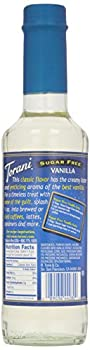 Torani Sugar Free Vanilla Syrup 12.7 Ounce 3