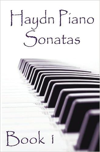 Haydn Piano Sonatas Book 1: Piano Sheet Music : Joseph Haydn