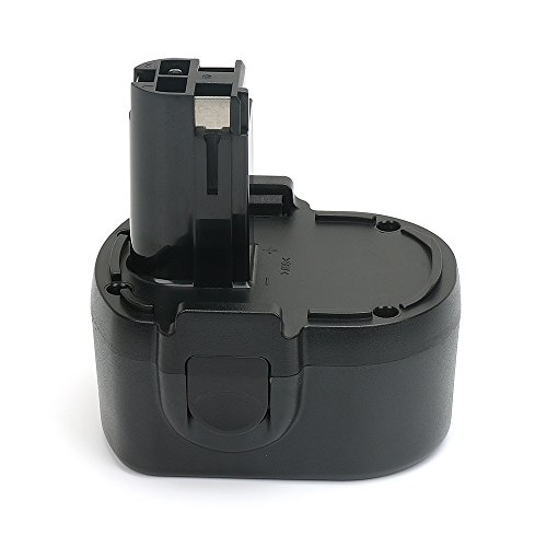 PowerGiant 12V 3.0Ah NiMh Replacement Battery for Skil 120BAT 2466 2467 2868 2390 2420 2468 2484 by POWERGIANT