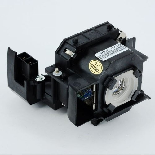 V13h010l36 Replacement - Qcoo ELPLP36/ V13H010L36 Replacement Lamp with housing for Projector Epson EMP-S4 EMPS4