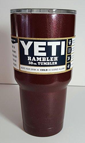Rambler Stainless Powder coated Custom Metallic product image
