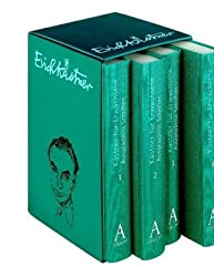 Kästner für Erwachsene / 4 Bände: Ausgewählte Schriften 1 - 4