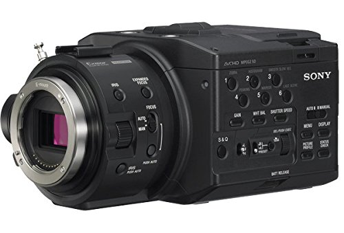 Sony NEX-FS100U Super 35mm Sensor Camcorder, without Lens by Sony