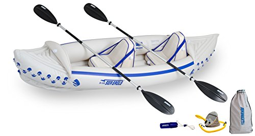 Sea Eagle 330 Pro 2 Person Inflatable Sport Kayak