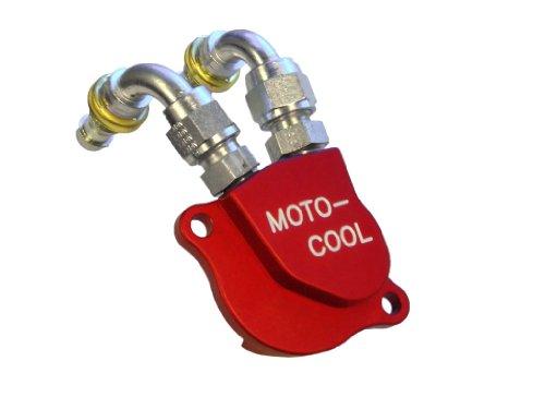 honda crf    dirt bike engine oil cooler kit buy   uae automotive