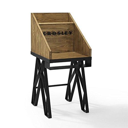 Crosley Furniture Brooklyn Turntable Stand - Natural