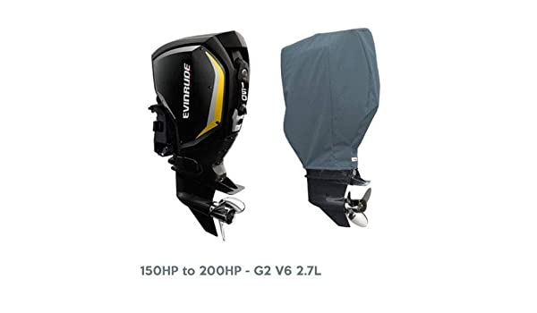 Amazon com: Oceansouth Outboard Motor Half Cover for