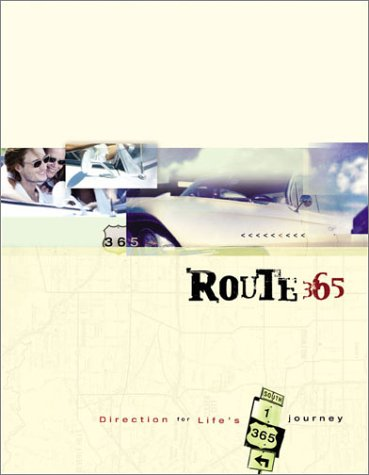Download Route 365 Devotional Journal: Direction for Life's Journey pdf epub